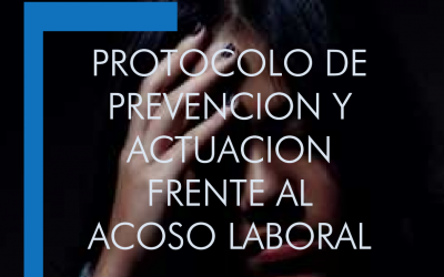 Publication of the Protocol on Prevention and Action against Harassment in the Workplace