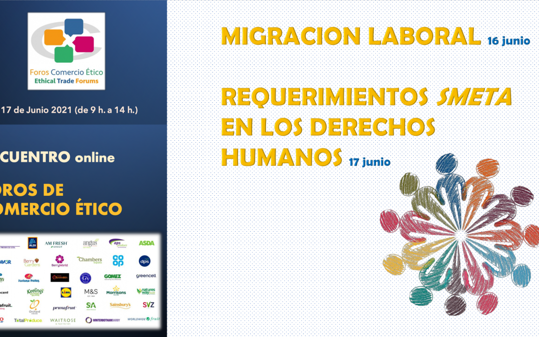"""Online Event Update: """"The Importance of Due Diligence in Social Auditing and Labour Migration"""""""